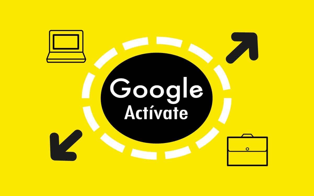 Cursos gratis Google Activate