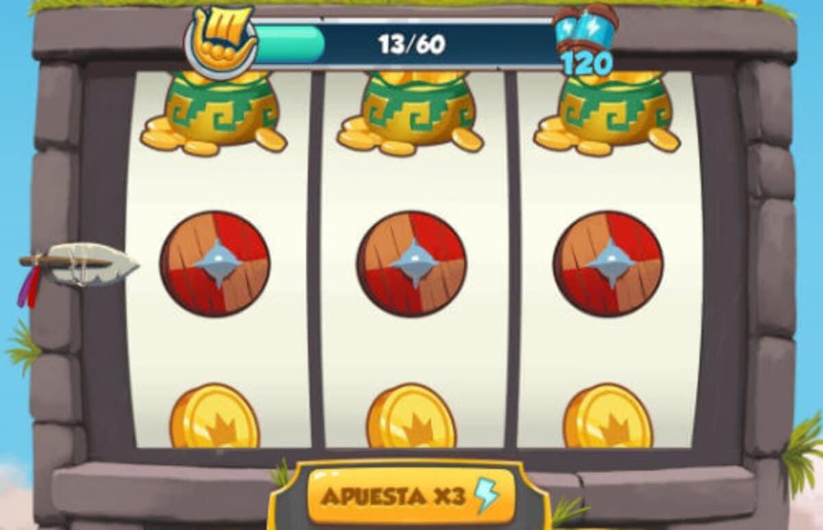Limpiar almacenamiento de Coin master