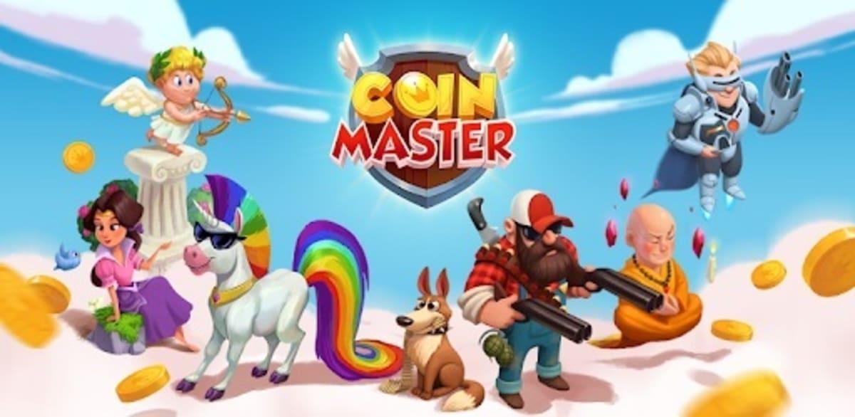 Reinstalar Coin Master