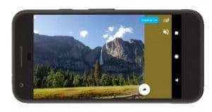 Fotos en movimiento apps