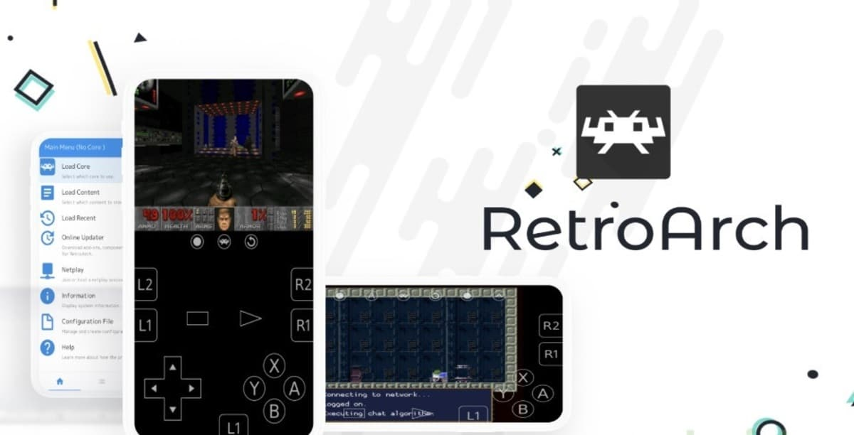 Controles RetroArch
