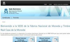 Fábrica Nacional de Moneda y Timbre