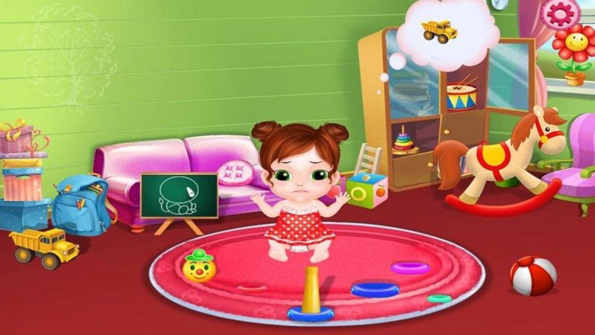 Juegos cuidar bebé Android