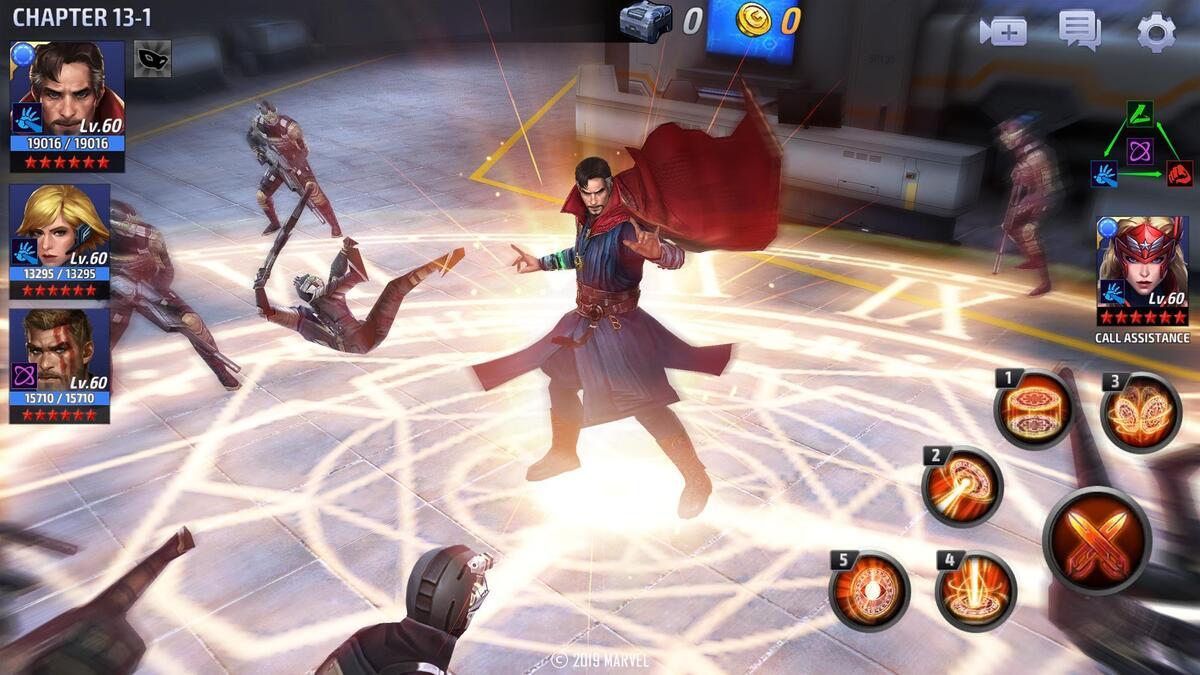 Marvel Super Fight