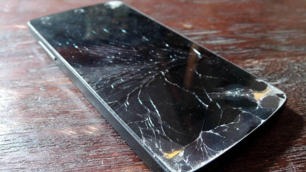 Reparar pantalla del móvil
