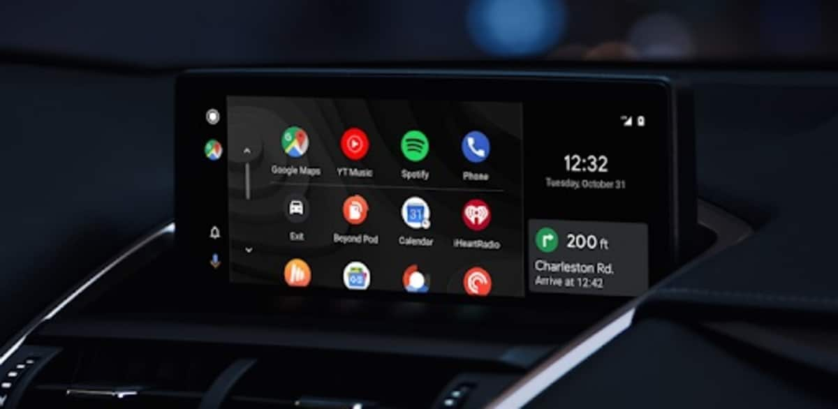 Android Auto aplicaciones