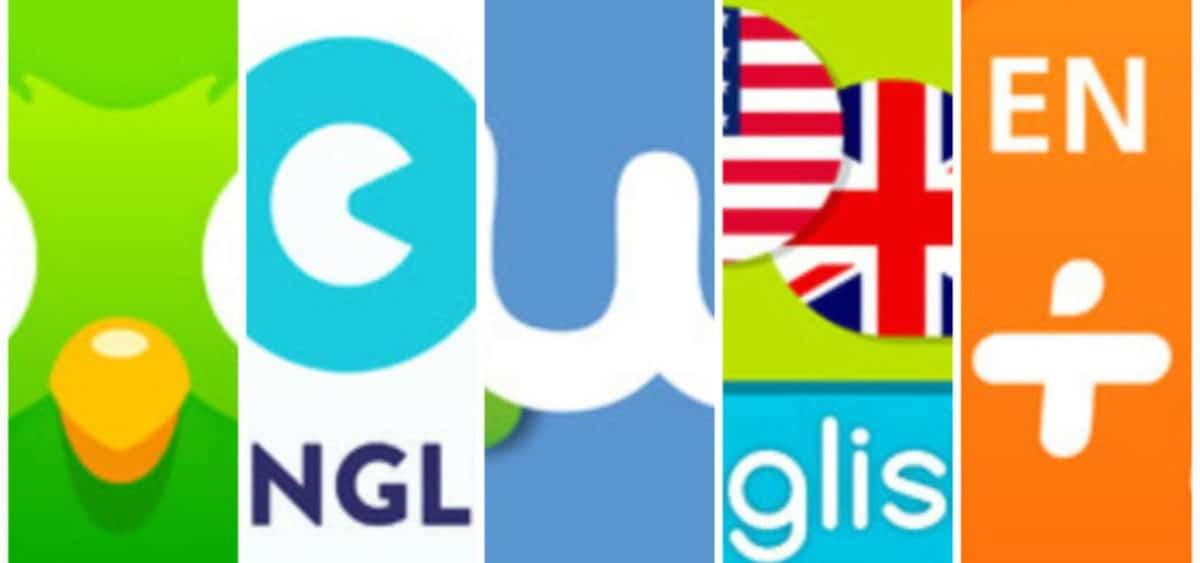 Mejor app para aprender inglés