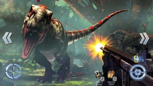 permainan dinosaur percuma terbaik untuk mudah alih