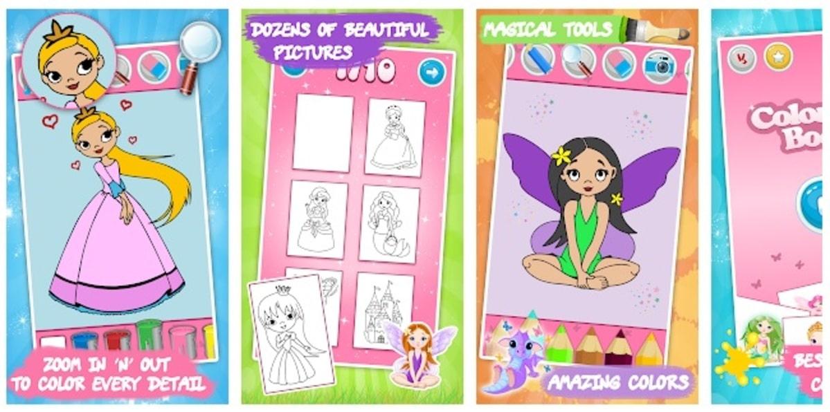 Juego princesas Android