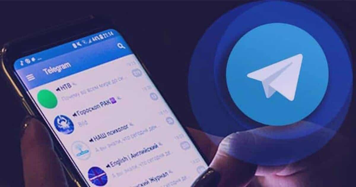 Opciones Telegram para hacer videollamadas