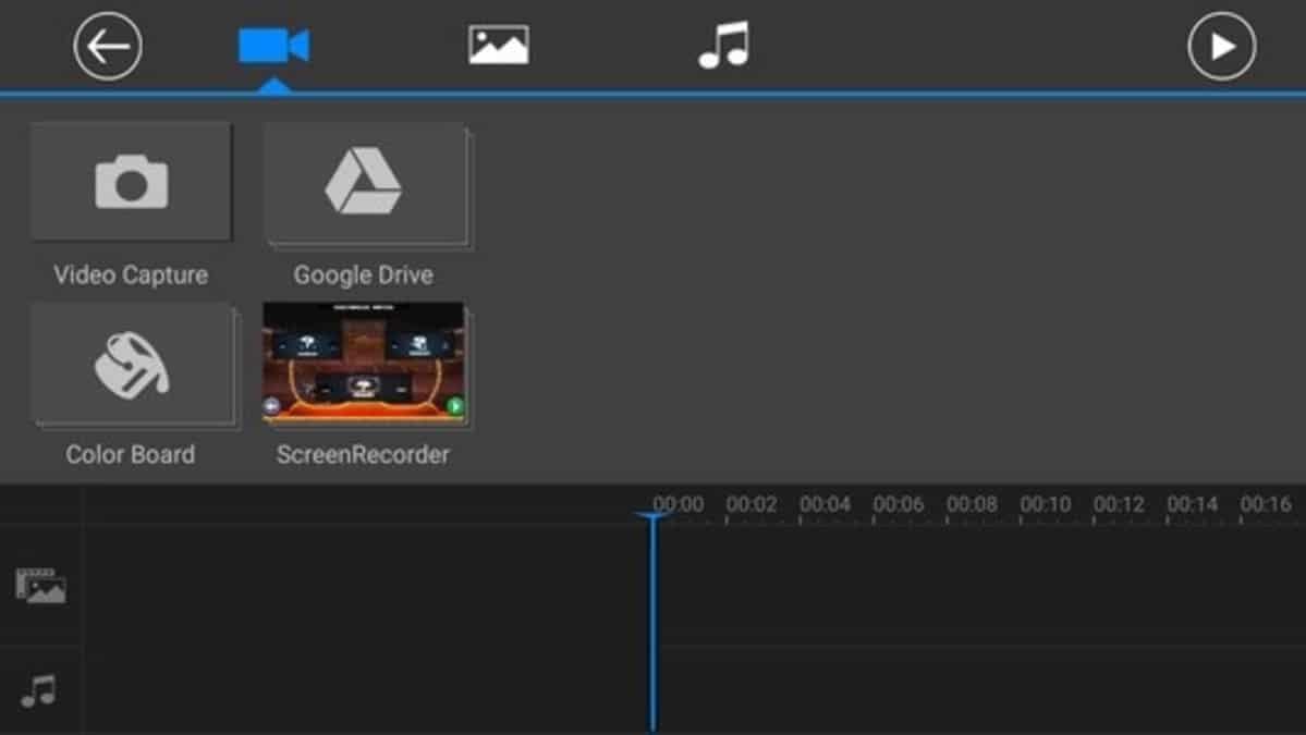 Power Director Android para editar vídeos fácil y gratis