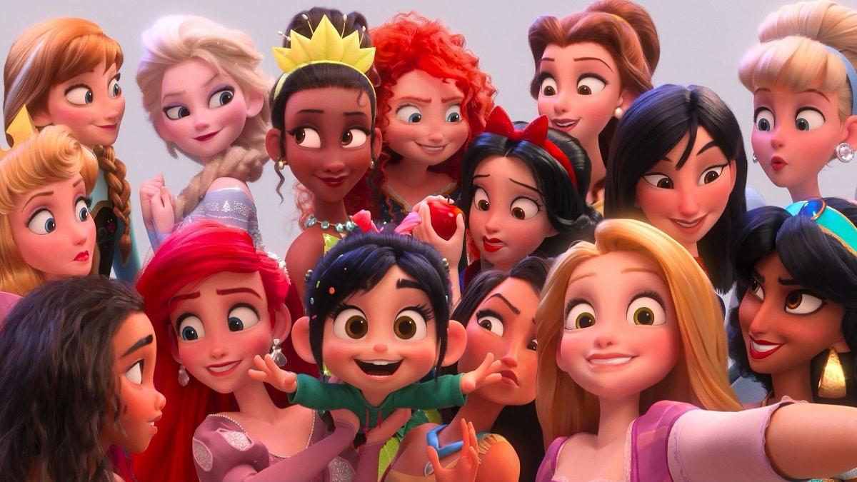 App Princesas Disney