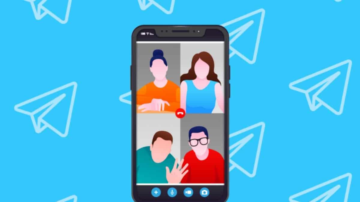 Cómo hacer una videollamada Telegram