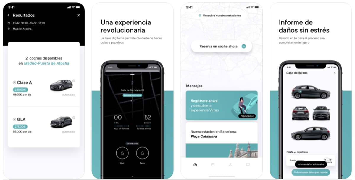 Virtuo Android