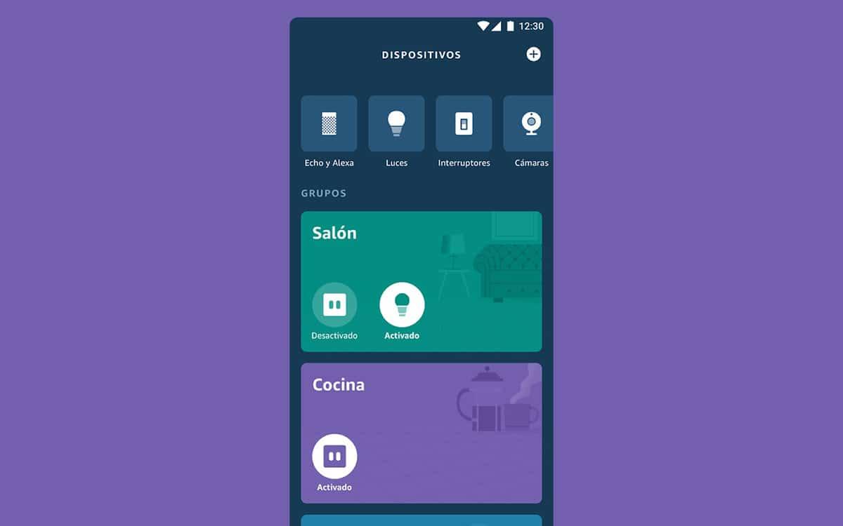 Alexa en Android