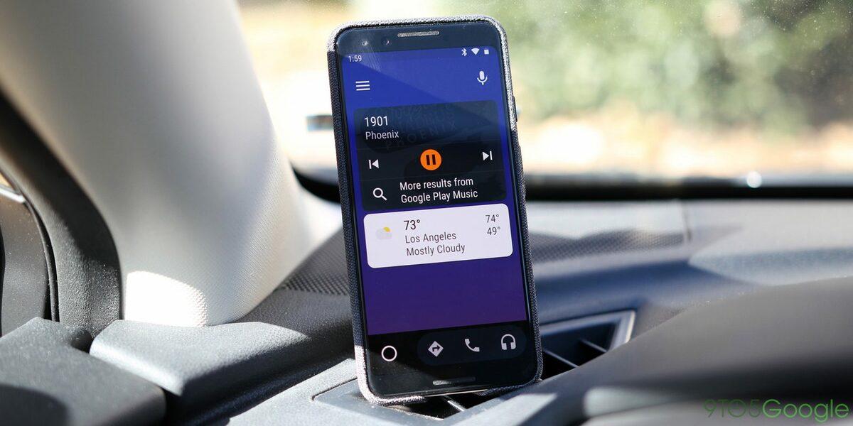 Android Auto soporte