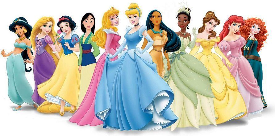 Mejores juegos de princesas Disney para Android gratis