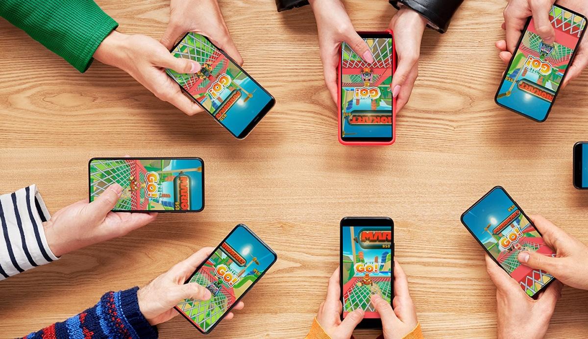 Mejores juegos para dos móviles
