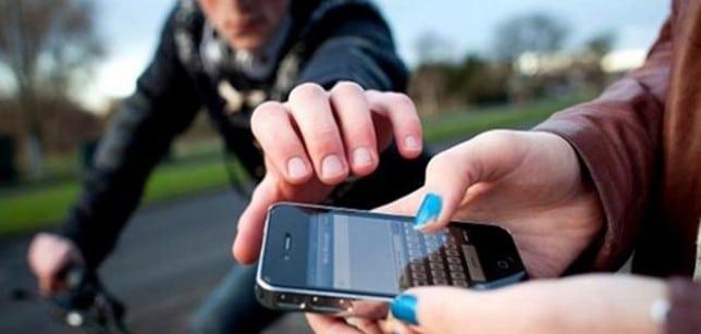 Qué hacer si te roban el móvil