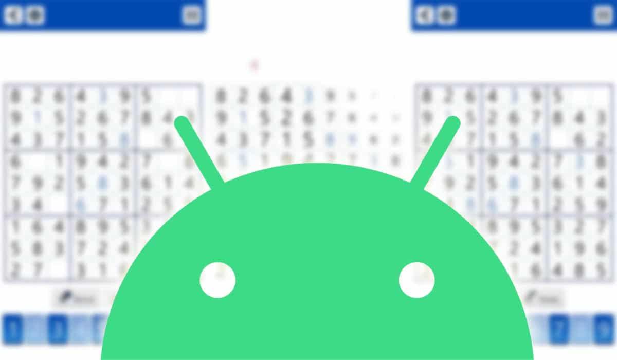 Apps para hacer sudokus