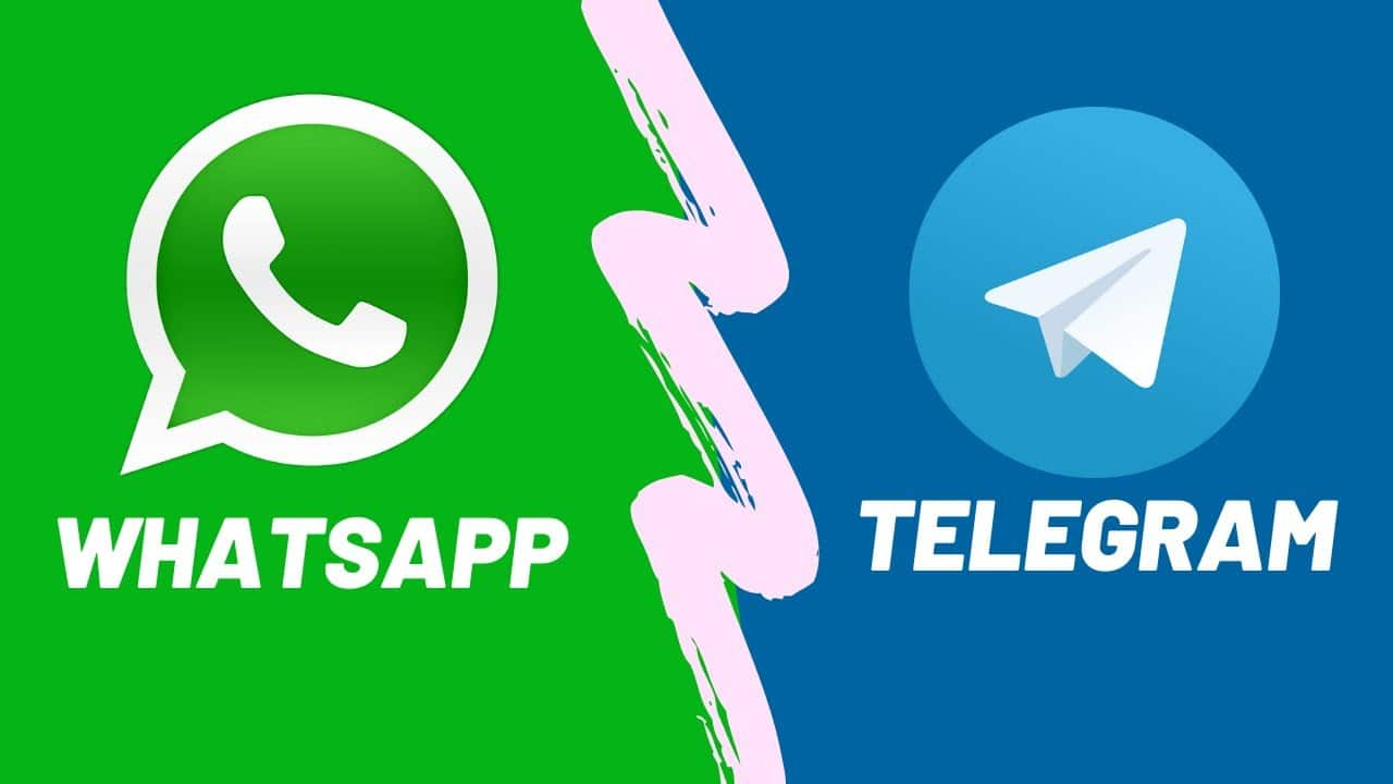 Telegram vs. WhatsApp: Comparativa de sus grandes diferencias