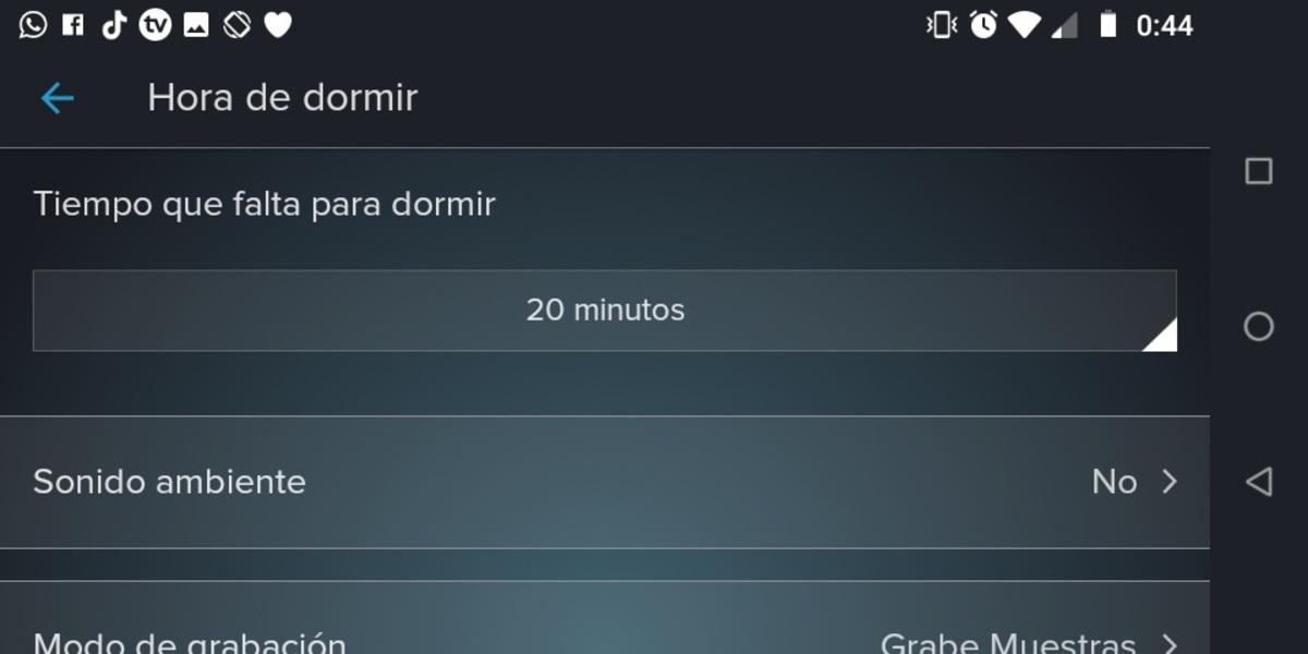 Hora de dormir Roncolab