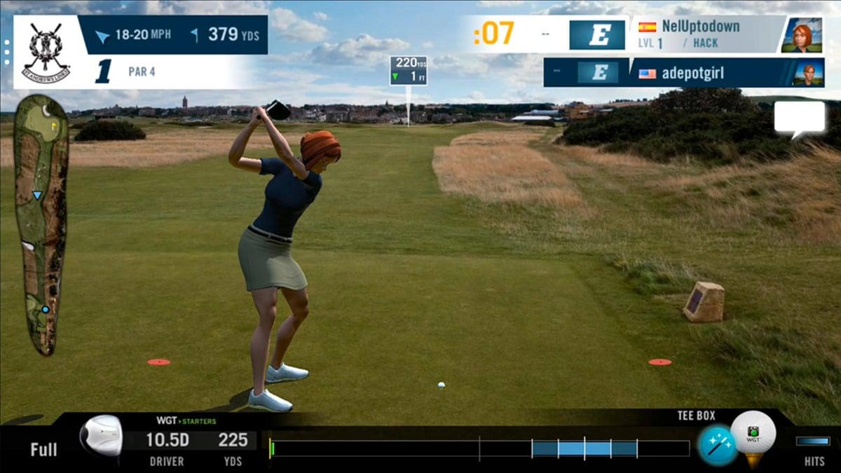 Los mejores juegos de golf gratis móvil
