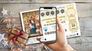 Aplicaciones para comprobar lotería de Navidad