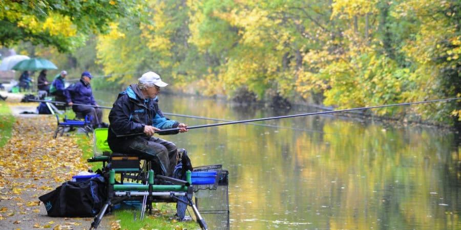 aplicaciones de pesca