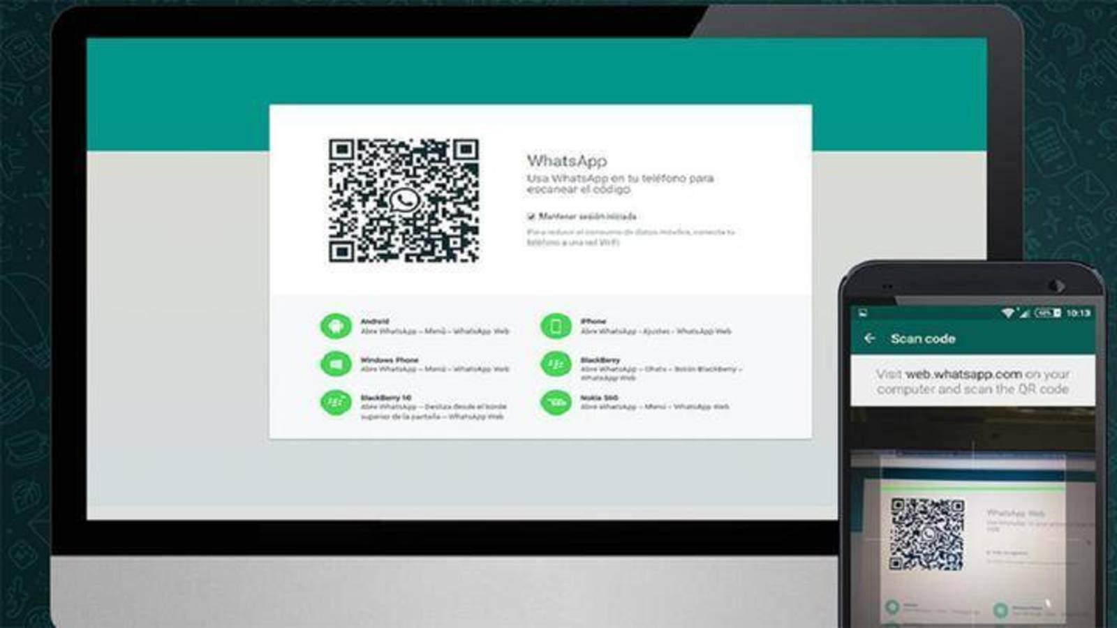 WhatsApp Web Móvil