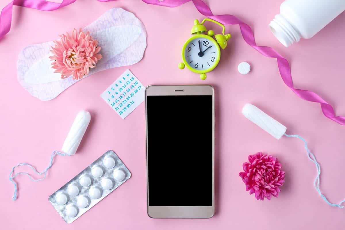 calendario menstrual app