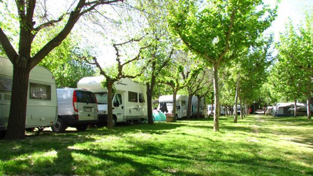 Campings y caravanas
