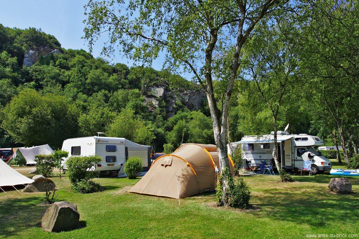Aplicaciones para acampar