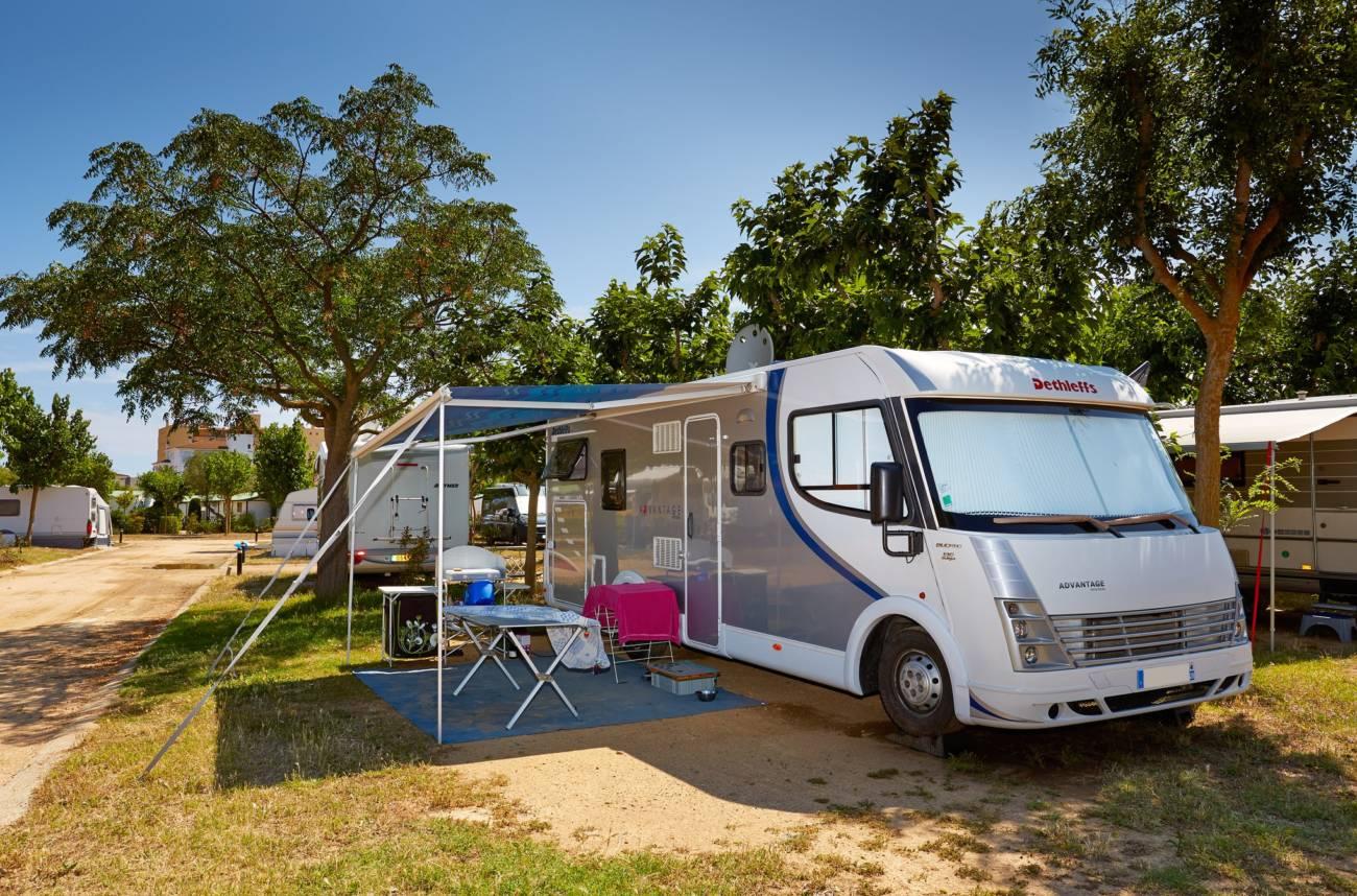 Aplicaciones para acampar gratis con tu autocaravana