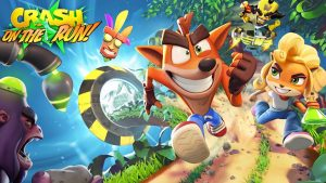 Crush bandicoot