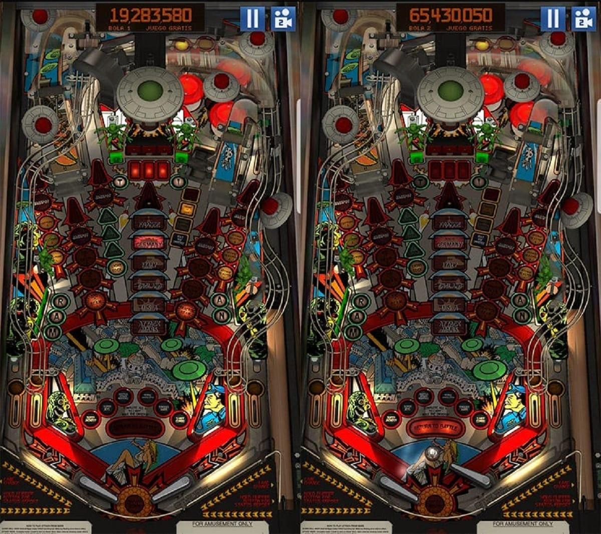 Williams Pinball para Android
