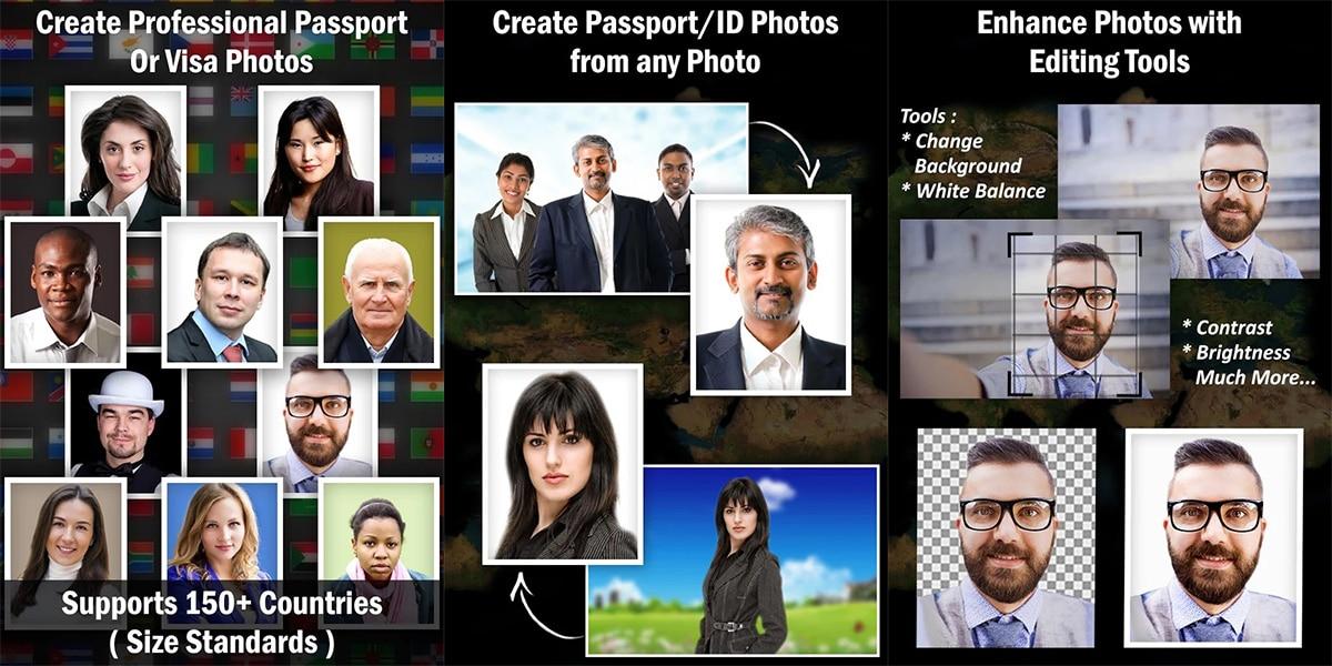 Pasaporte Talla app Android