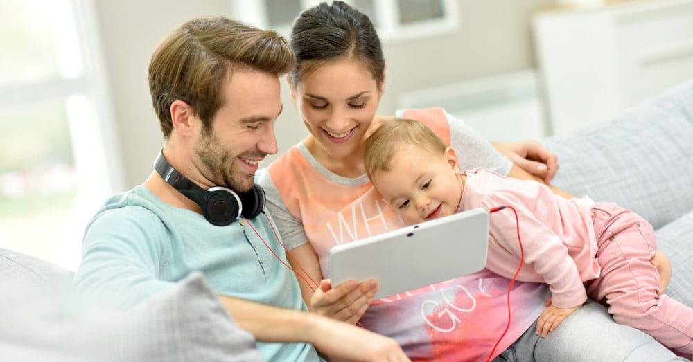 Las mejores apps para padres primerizos