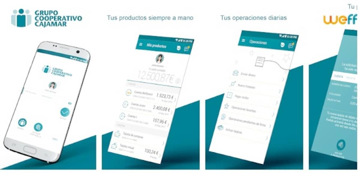 Cajamar App