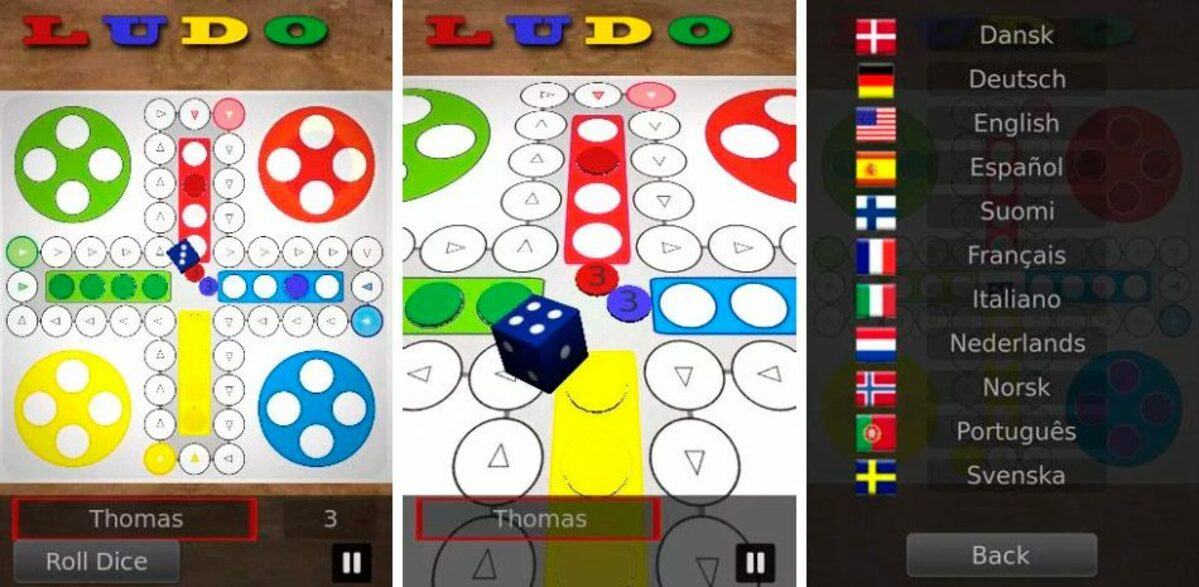 Juegos de mesa Android