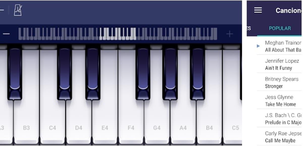 Piano Yooke