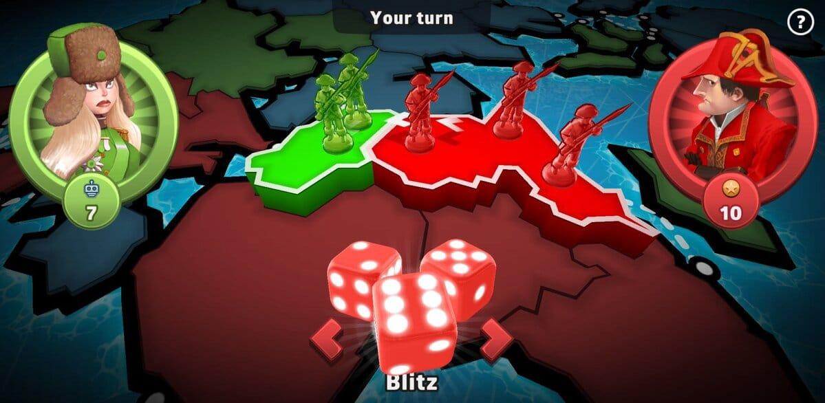 Risk Dominacion Global