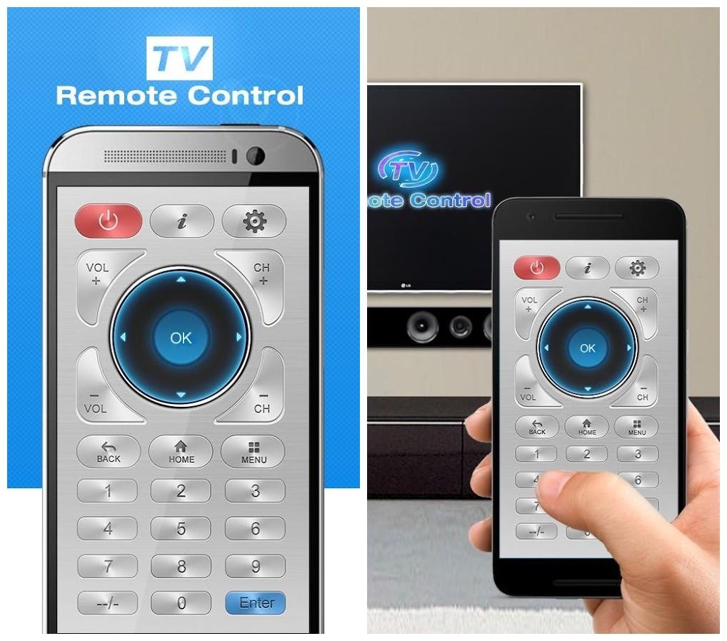Aplicación de control remoto