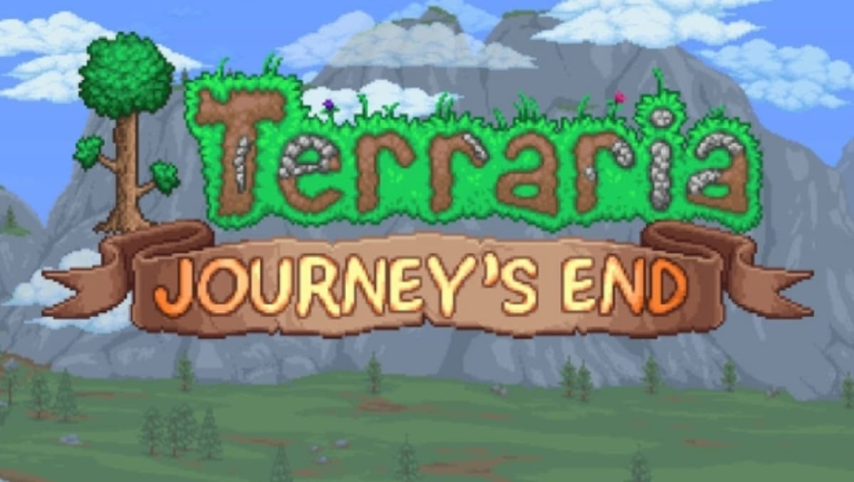 Terraria the end