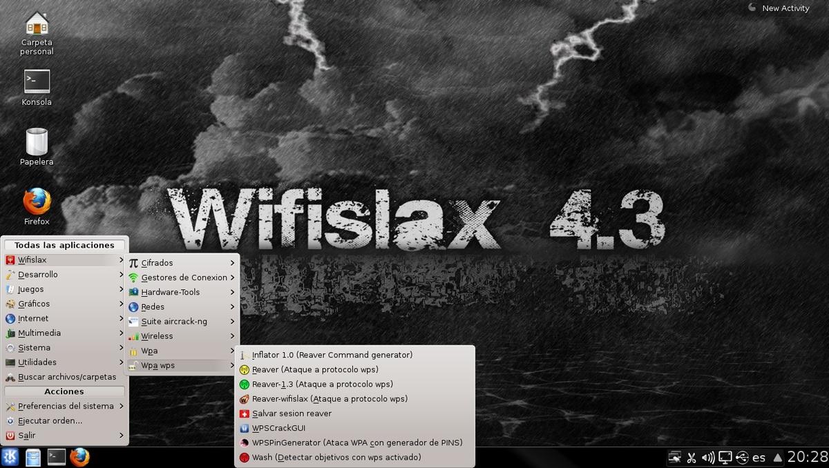 Wifislax 4.3