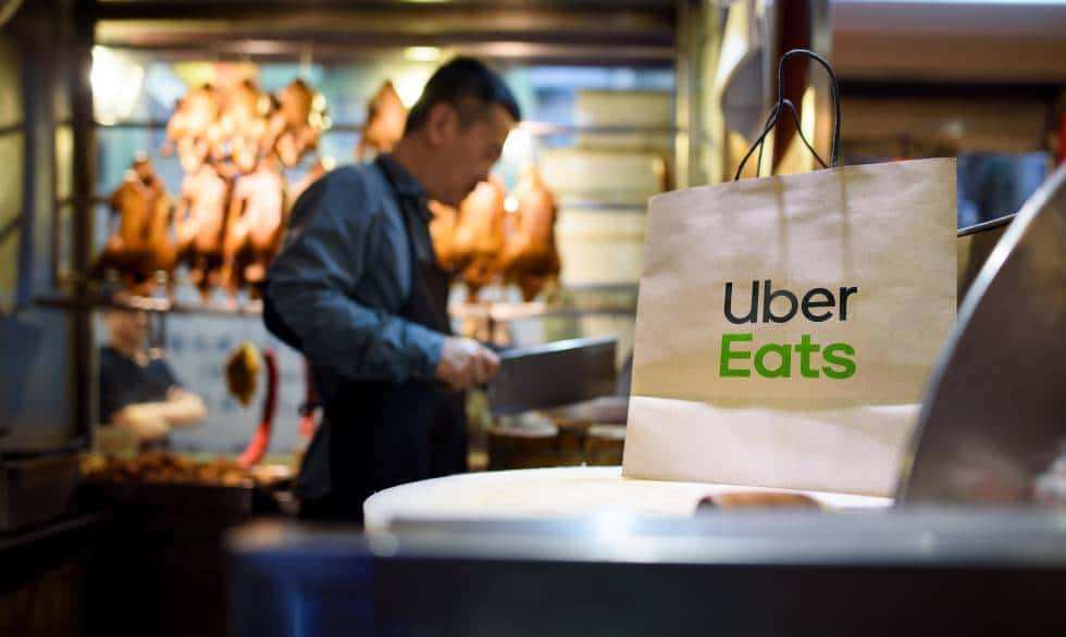 Qué es Uber Eats y realizar un pedido