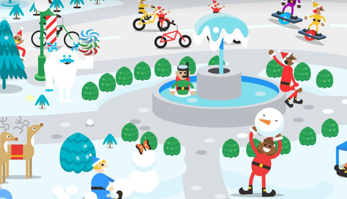 Mejores juegos Navidad