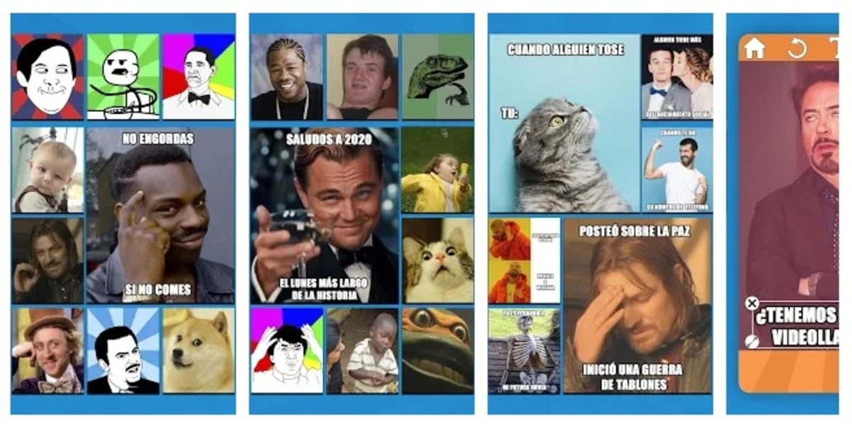 Creador meme