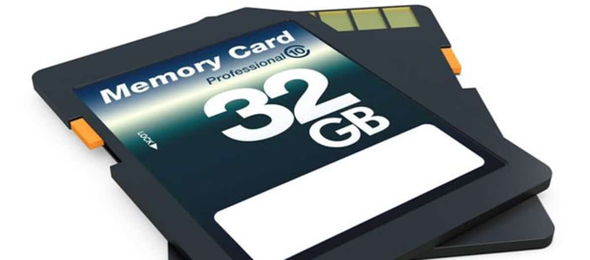 Formatear Memory card