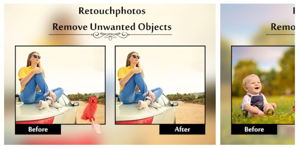 Retouch Photos